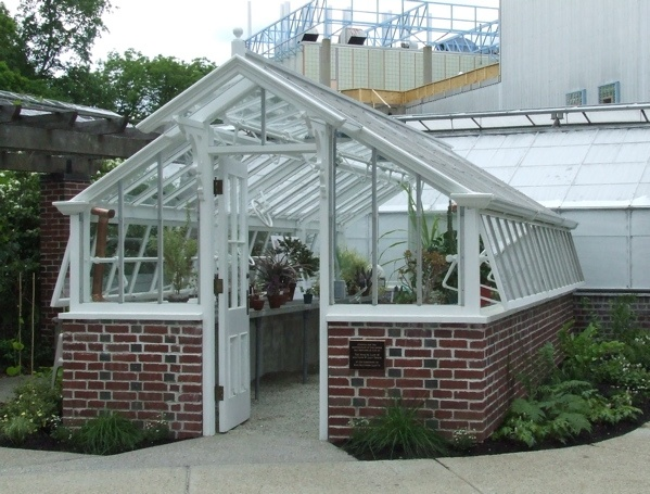 17 best images about greenhouses on pinterest gardens raised beds and greenhouses for Wellesley college botanic gardens