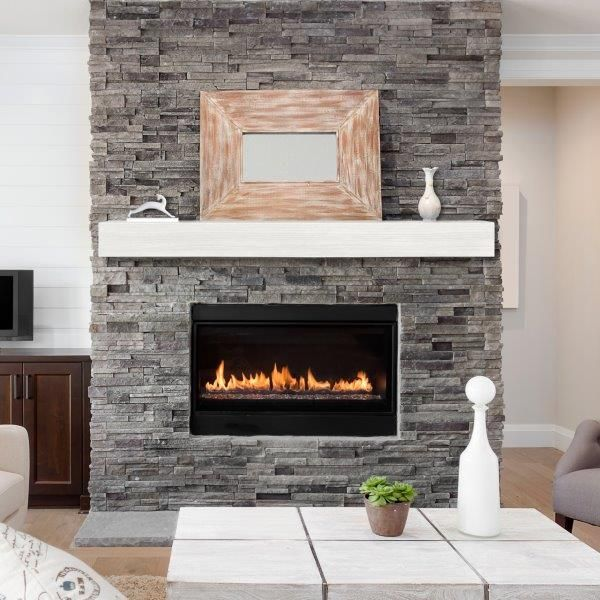 Pearl Mantels Zachary Non Combustible Mantel Shelf In 2020 With