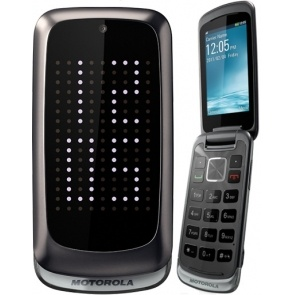 Motorola Gleam Plus Dark Silver