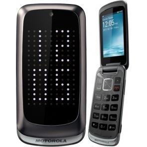 Motorola Gleam Plus Dark Silver
