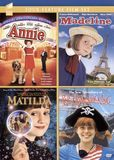Annie/Madeline/Matilda/The New Adventures of Pippi Longstocking [DVD], 31067676