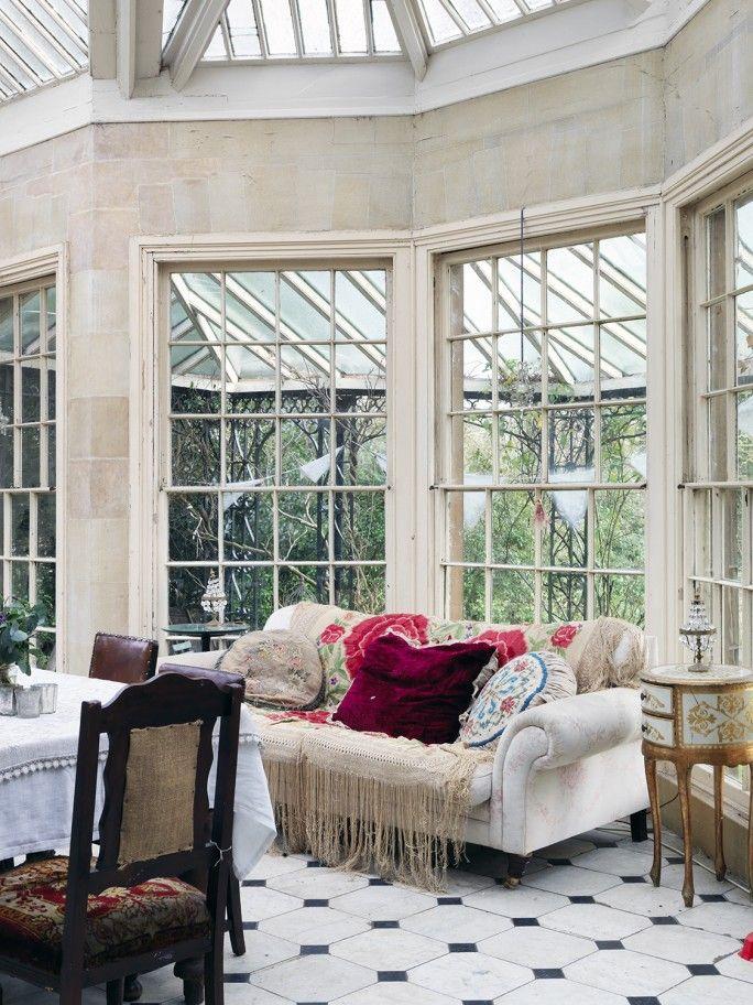 Pearl Lowe's Vintage Home