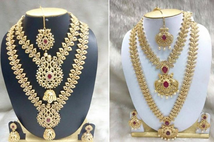 Great Indian Wedding Necklaces