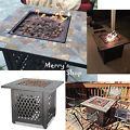Outdoor Fire Pit Table Furniture Pati...
