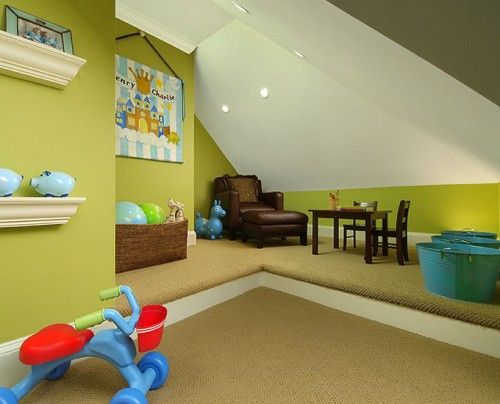 Game Room Ideas for small Room