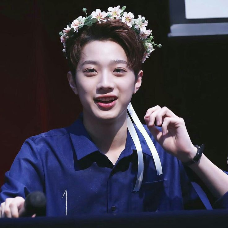 Lai Guan Lin (라이관린) Wanna One Fansign