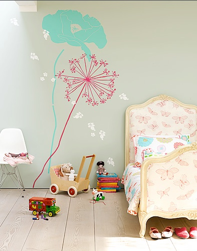 Colourful kids room. !