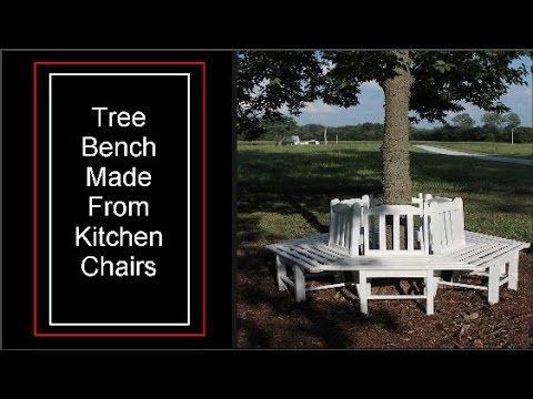 Ecco cosa possiamo realizzare con delle vecchie sedie da cucina.