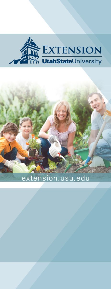 USU Extension Pull-up Banner