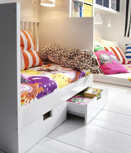 17 best images about play room on pinterest storage - Cunas para bebes ikea ...