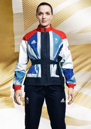 Stella McCartney's Winning Kit For London 2012 Olympics: FIRST LOOK