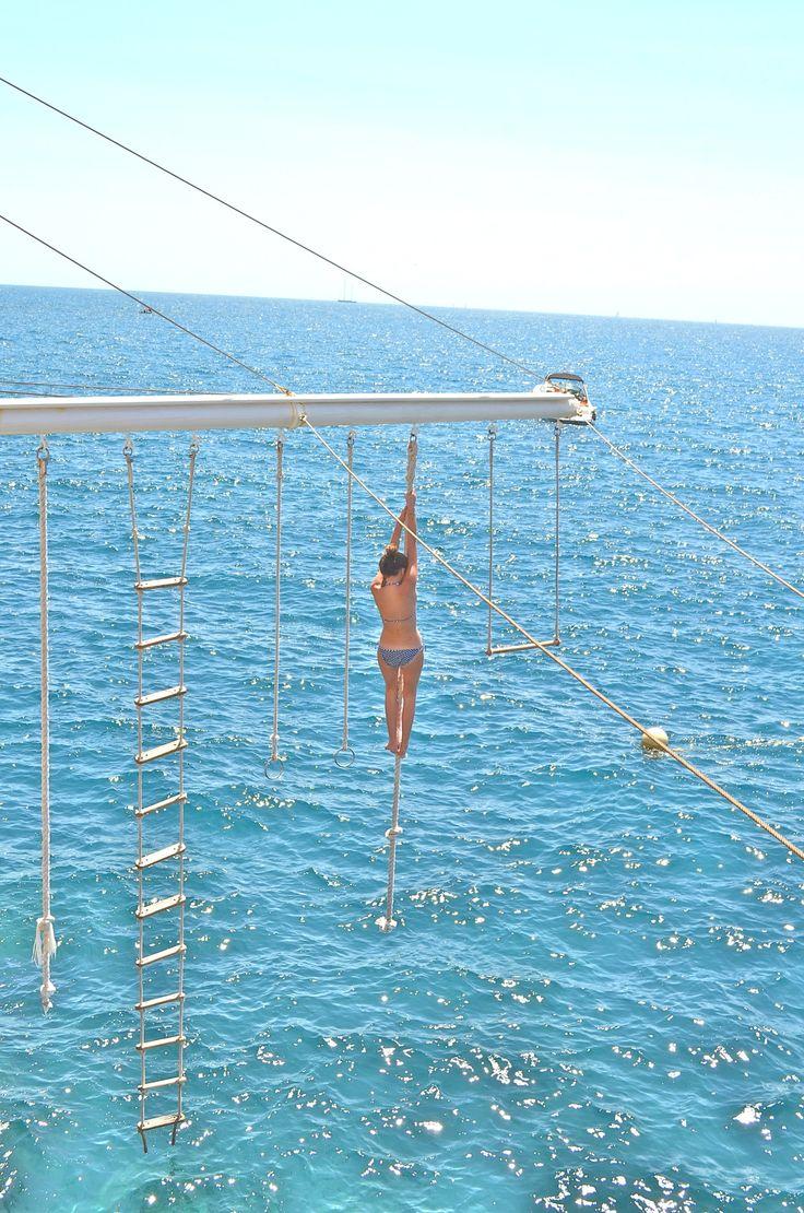 Cap d'Antibes, France: Endless Summer, Summer Day, Head Of Garlic, Dreams, The Ocean, France, Fun, Jungles Gym, Water Parks