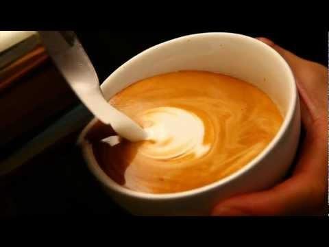 Latte Art Coffee Design Book - 07 Heart