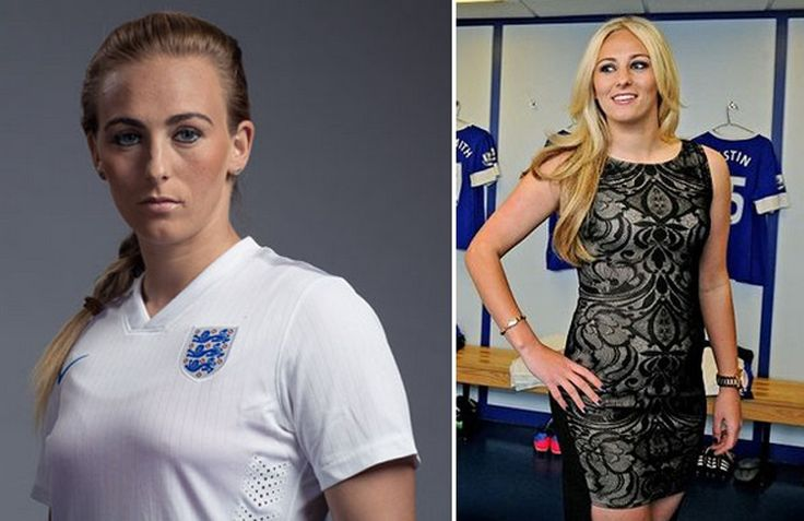 A fairly new comer to women footballer, Toni Duggan is a Manchester City women team forward and represent english national team as well. Description from totalsportek.com. I searched for this on bing.com/images
