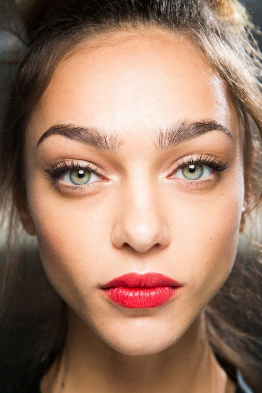 37 of fashion week's best beauty looks to inspire even the most uninspired bride - Vogue Australia