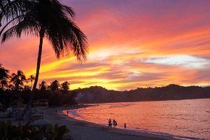 Bahia Solano, na costa do Pacífico Colombiano