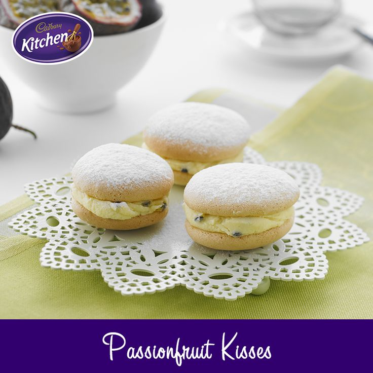 These sweet kisses are perfect for a spring picnic! #dessert #chocolate To view the #CADBURY product featured in this recipe visit https://www.cadburykitchen.com.au/products/view/cadbury-melts/