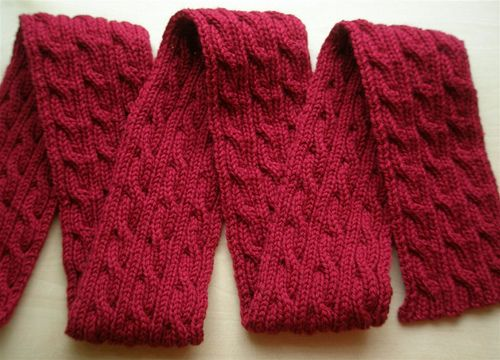 10 Best Knit Tips Cables Images On Pinterest Knitting Patterns