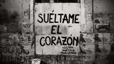 Suéltame el corazón #accionpoetica