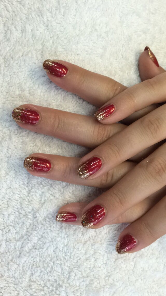 Festive and traditional #shellac