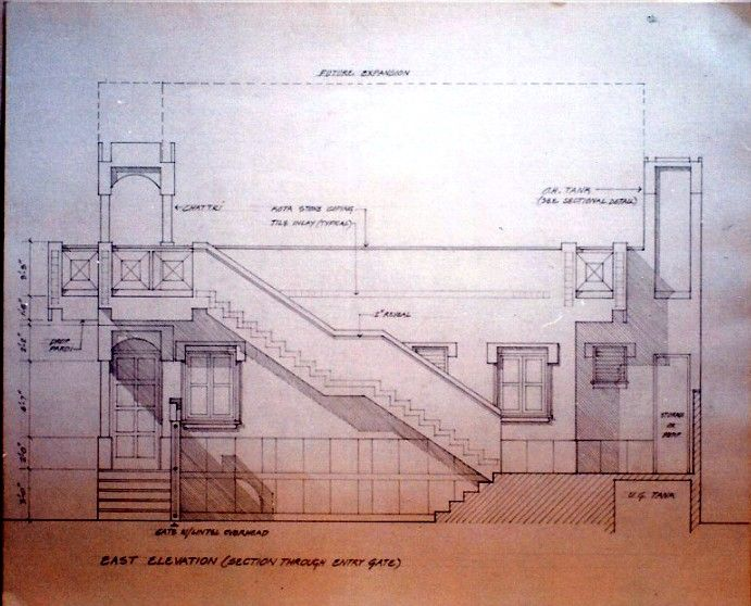99 best design sketches by ayub h patel architect images for Architecture design for home in vadodara