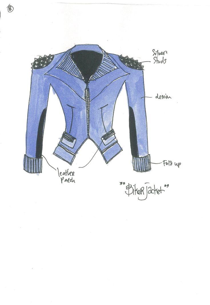 just a jacket