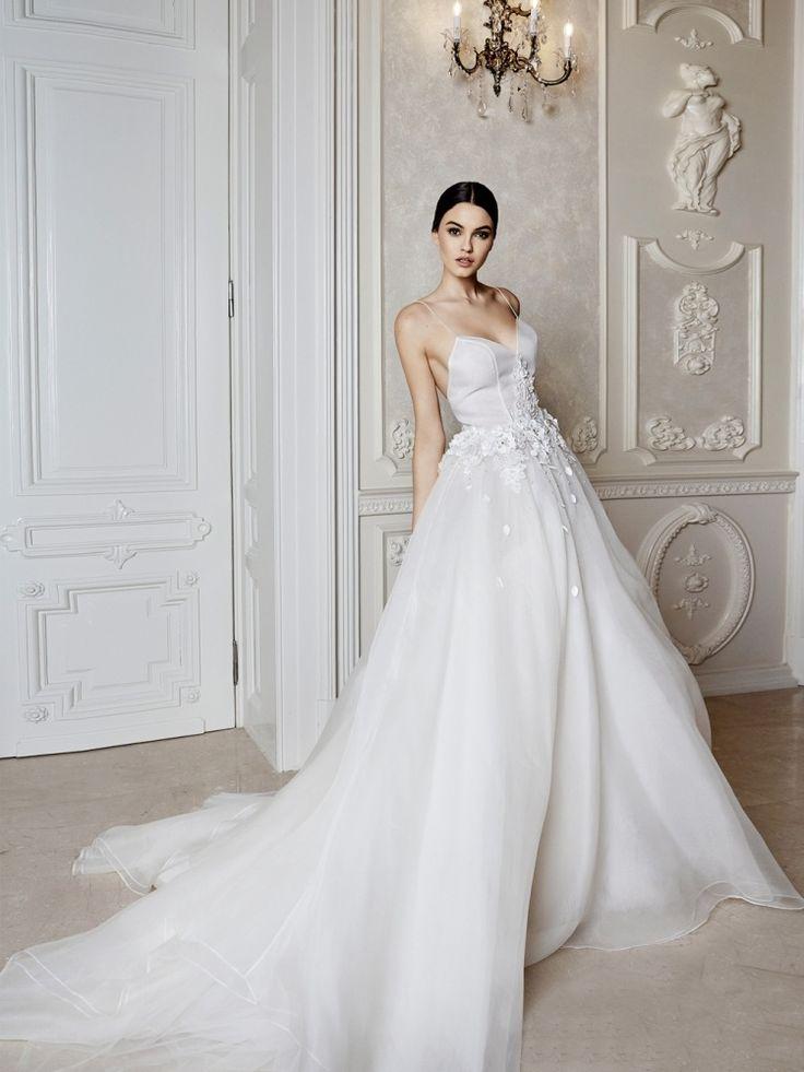 Dahila Wedding Gown – Musat Bridal – Rochie de mireasa Dahila
