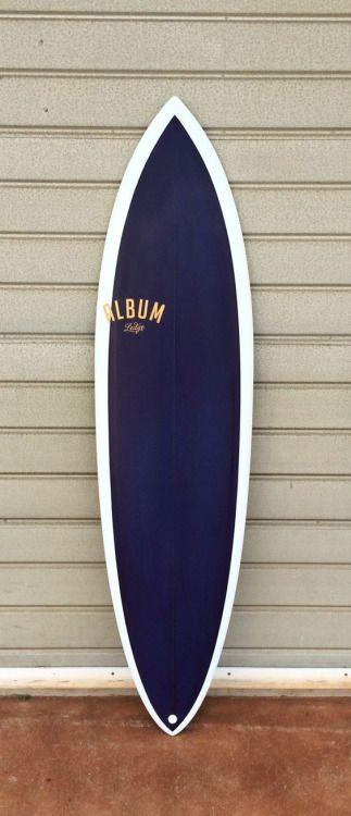 Surfboard #surf #surfart | Discover Board Artist interviews on www.thedailyboard.co