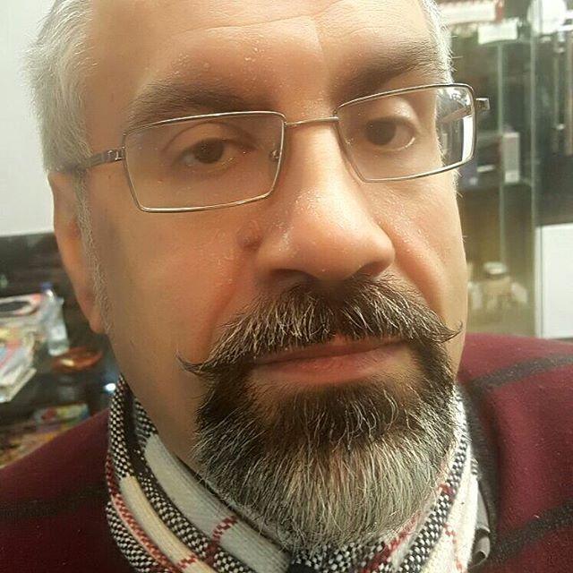 @ilbarbierigijon #goatee #cff66 @cff83166# goatember #moustache