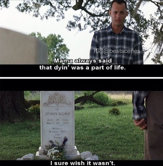 Forrest Gump Quotes Mama Always Said: 8 Best Images About Movie/Tv Show Scenes On Pinterest