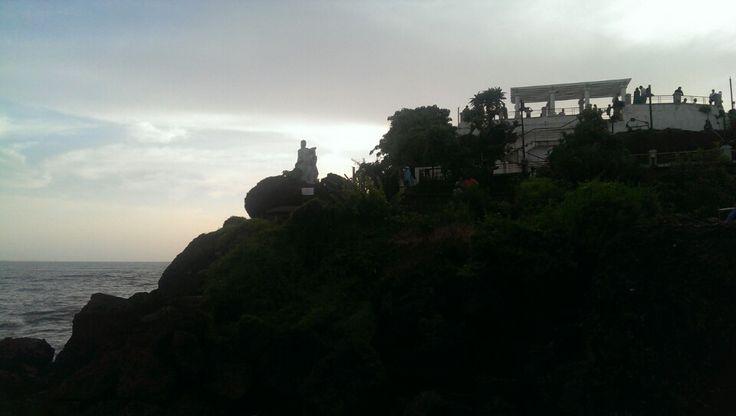 Dona Paula Beach in Panjim, Goa