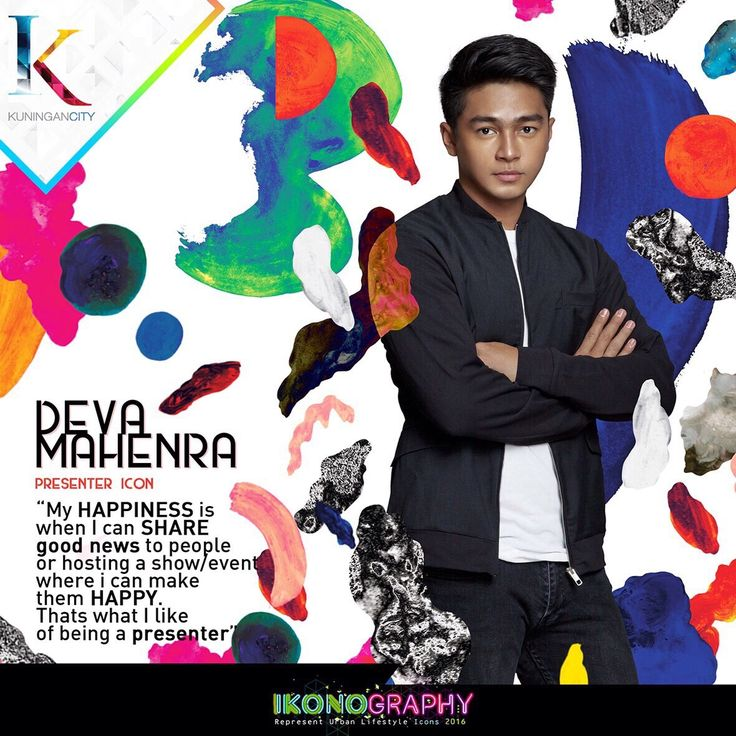 Deva Mahenra Presenter Icon  Ikonography 2016