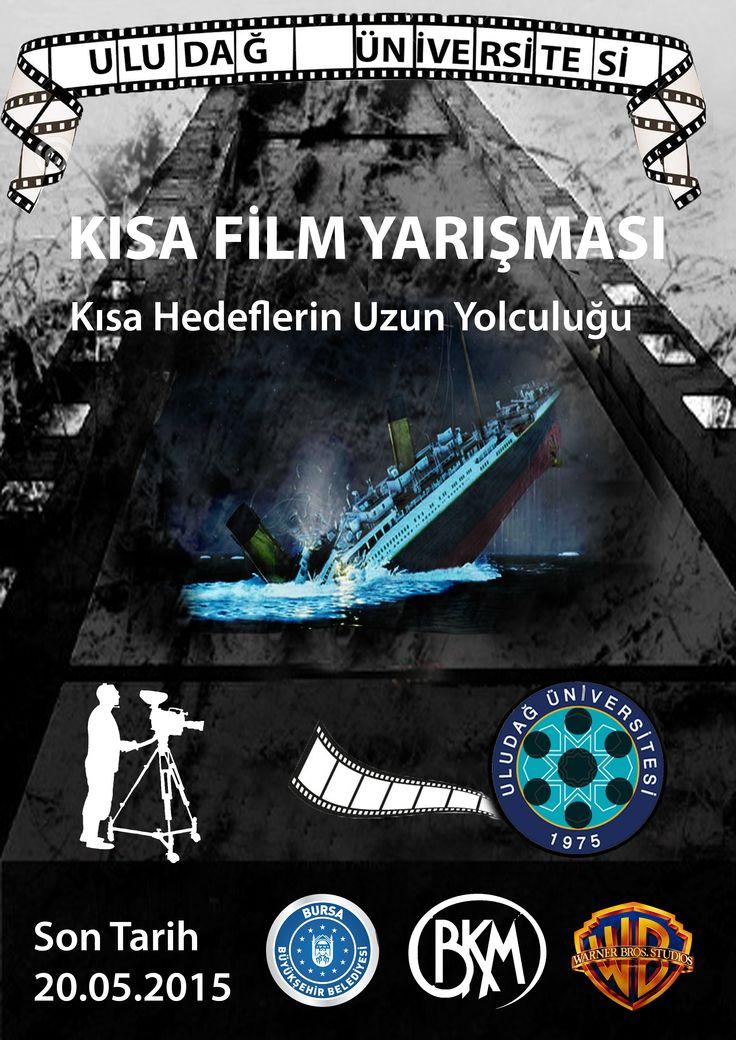 kısa film afiş çalışması 1