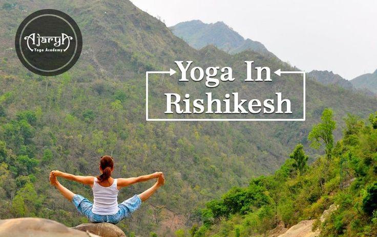 Plan a bright future with Yoga this September in Rishikesh!! @ajaryayoga http://www.ajarya.com/yoga-teacher-training-rishikesh.php