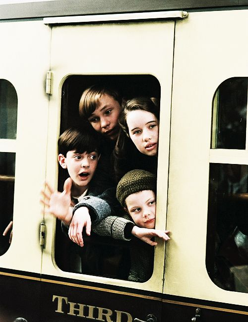 Peter, Susan, Edmund, and Lucy ♥