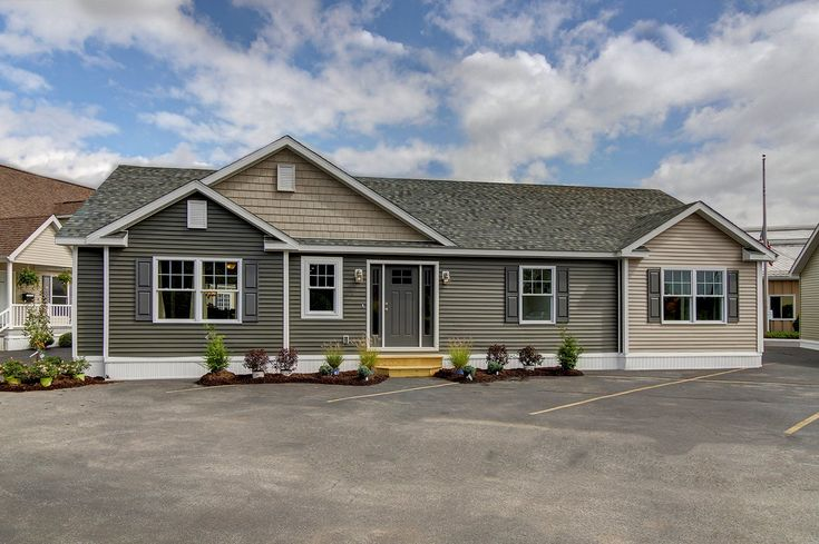 Home Exteriors: Red Bluff Champion Manufactured Home Sales Exterior Photo