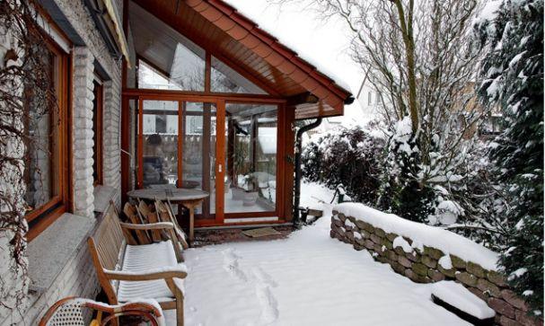 Zimní zahrada do chladného počasí | Stavbadomu.net