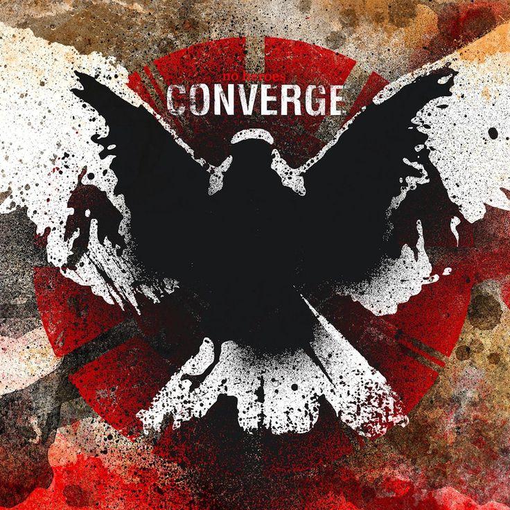 Converge No Heroes Jacob bannon, Music artwork, Album art