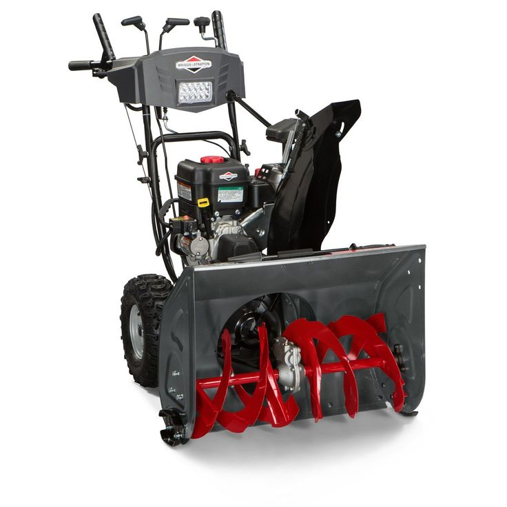 Find top rated snow blowers here in all sizes and brands. Keep driveways and sidewalks clear of snow with one of these durable, top rated snow blowers.