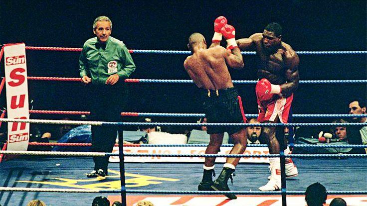 Frank Bruno vs Oliver McCall: behind the scenes http://www.boxingnewsonline.net/frank-bruno-vs-oliver-mccall-behind-the-scenes/ #boxing #BrunoMcCall
