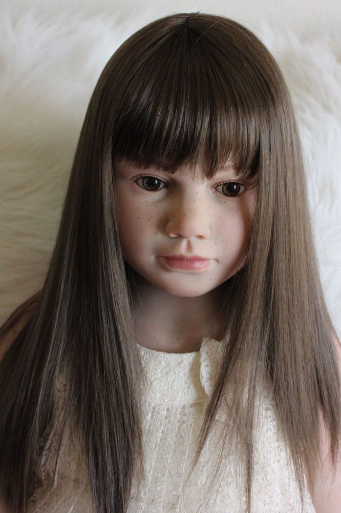 "Reborn Toddler baby Girl GABRIELLA by Reva Schick now Mandy 43"" in Dolls & Bears, Dolls, Clothing & Accessories, Artist & Handmade Dolls 