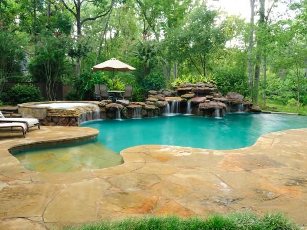 1000 ideas about flagstone prices on pinterest the for Pool designs victoria