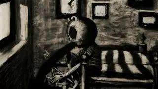 animacion 2d cortos terror - YouTube