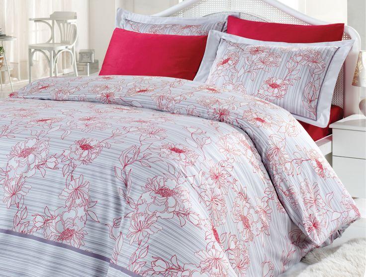 irya 6-tlg. Satin Bettwäsche-Set FLORAL, 200x220 cm, fuchsia    In den floralen Bettwaren mit Ihrer hautfreundlichen Qualität werden die Nächte zum traumhaften Erlebnis.    #irya #bettwäsche #luxus #kissenbezug #edel #kuschelig #fashion #style #love #fuchsia #schlafzimmerideen #schlafzimmer #schlafen #entspannen #bequem