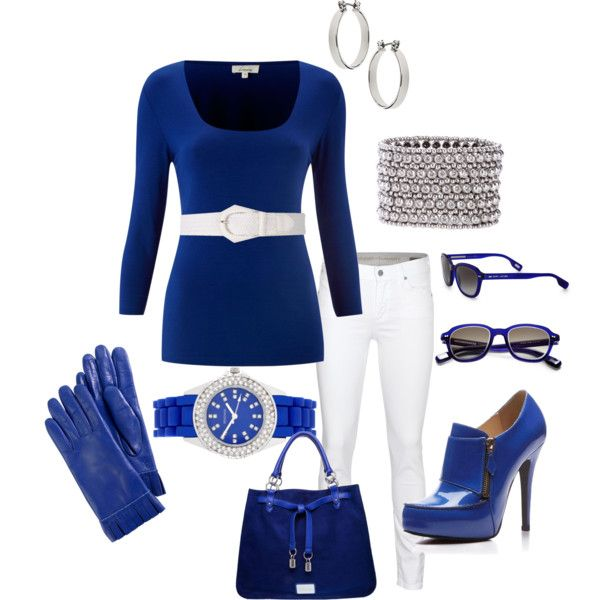 A fashion look from October 2012 featuring Citizens of Humanity jeans, Armani Exchange tote bags and Philippe Audibert bracelets. Browse and shop related looks.