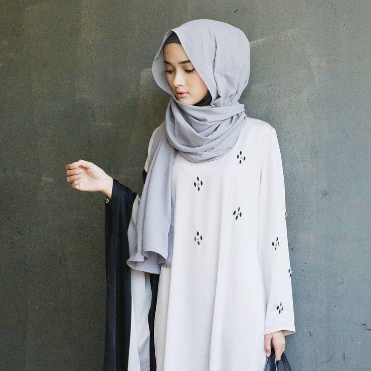 Abaya by @jenahara   puterihasanahkarunia