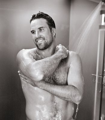 Pat Rafter Launches NEW Dove Men+Care Campaign