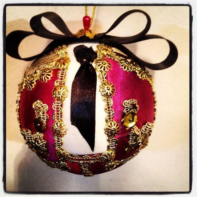 Spanish Christmas ornaments | MANUALIZANDO | Pinterest