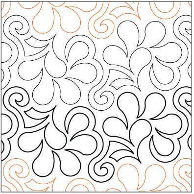 114 best Panto Pam images on Pinterest | Free motion quilting ... : pantograph patterns for quilting - Adamdwight.com