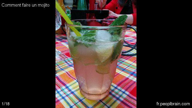 """Comment faire un mojito? Car un cocktail est une recette à boire, Xing participe au #concours """"Vos plus Belles Recettes"""" avec ce #mojito : https://fr.peoplbrain.com/tutoriaux/cuisines/faire-un-mojito-1 Vous aussi participez au jeu-concours #ELLEatable, inscription par ici : https://fr.peoplbrain.com/elle-a-table"""